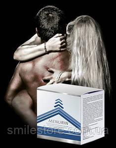 Менурин (Menurin) препарат от простатита. Оригинал. Гарантия качества.
