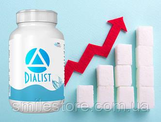 Dialist (Диалист) капсули від діабету. Оригінал. Гарантія якості.