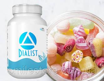 Dialist (Диалист) капсули від цукрового діабету. Акція 1+1=3