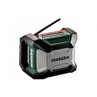 Аккумуляторный радиоприемник для строительной площадки Metabo R 12-18 BT (600777850) (600777850)