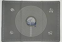Силиконовый коврик для раскатки теста 70*50 см GA Dynasty 21028