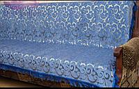 Покрывало дивандек полуторное 150х200 шенилл