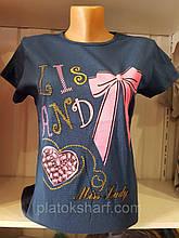 Жіночі футболки майки в асортименті, Бавовна 46-52, фото 1
