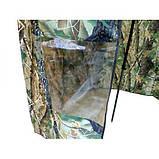 Зонт палатка для рыбалки окно d2.2м SF23817 Дубок Хаки, фото 4