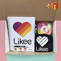 Home Likeе Box (Лайк Бокс) в подарочной коробке Likee Video