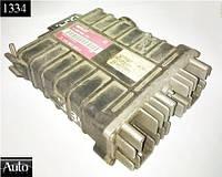 Электронный блок управления (ЭБУ) Volkswagen Passat (35i) 1.6 88-90г (1F)