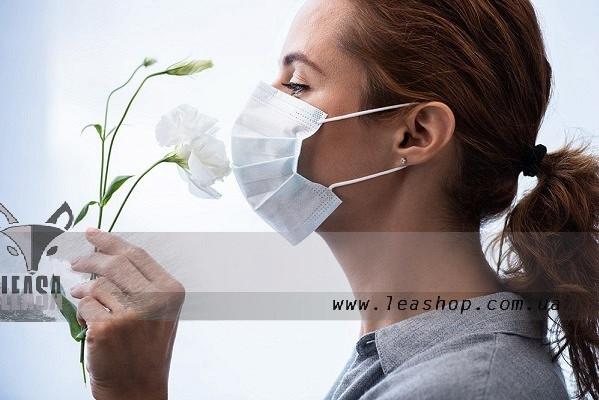 Противовирусная трехслойная маска из спанбонда