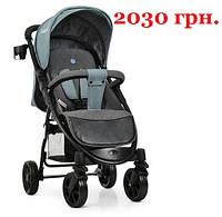 Детская прогулочная коляска M 3409L FAVORIT  Pale Blue