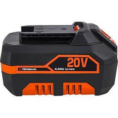 Аккумуляторная батарея Tekhmann TAB 40/i20 Li (Бесплатная доставка)
