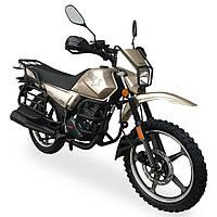 Мотоцикл Shineray XY 150 FORESTER Бежевый, фото 1