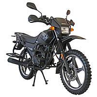 Мотоцикл Shineray XY 150 FORESTER Чорний, фото 1