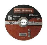"""ТМ """"HAISSER""""  Відрізний диск по металу  180*1,6*22,2 мм  (10шт)"""