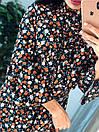 """Шикарное женское длинное платье с пояском """"Брилл"""", фото 5"""