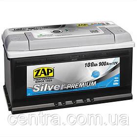 Автомобильный аккумулятор ZAP SILVER PREMIUM 6СТ-100 R+ 900A