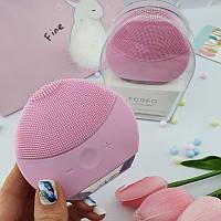 Электрическая щетка для лица Foreo Luna mini 2 Pink