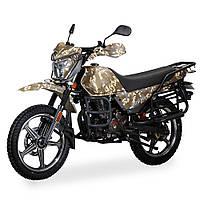 Мотоцикл Shineray XY 200 Intruder Пустельний камуфляж