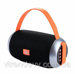 Колонка портативная Bluetooth TG-112 FM 10W