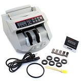 Машинка для счета денег c детектором UV MG 2089, фото 5
