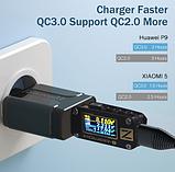 Быстрое зарядное устройство YKZ Quick Charge 3.0 3А 18Вт адаптер питания СЗУ, фото 6