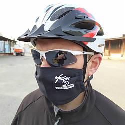Маска велосипедная, защитная Velovirus
