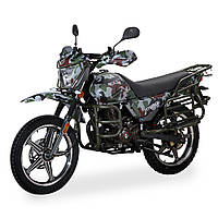 Мотоцикл Shineray XY 200 Intruder Хакі камуфляж, фото 1