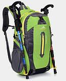 Рюкзак міський xs40c1 зелений, 35 л, фото 2