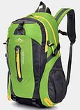 Рюкзак городской xs40c1 зеленый, 35 л, фото 3
