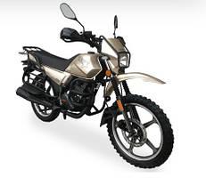 Мотоцикл Shineray XY 200 Intruder Бежевий