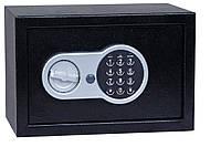 Сейф для офиса и дома  Lux (Люкс) 310х200х200мм с взломостойким электронным замком