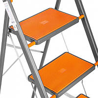 Лестница семейная с ковриком DNIPRO-M (4 ступени) (49714002)