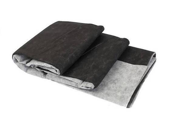 Спанбонд для масок черно-белый фасованный 50 г/м2, фото 2