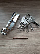 Циліндр Gamet 31*31б 6 ключів