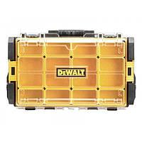 Система хранения домашних инструментов DeWalt DWST1-75522 DS100 Tough System Plastic Carry Case Organiser With Trays (DWST1-75522)