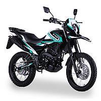 Мотоцикл Shineray XY 200GY-6C Бірюзовий