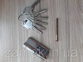 Циліндр Gamet 31*31 6 ключів