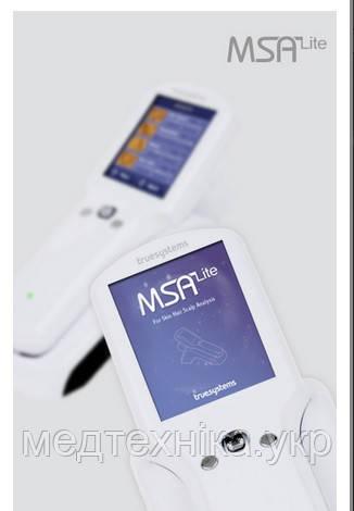 Анализатор кожи MSA lite (x50)( текстура, пигментация, жирность, цвет, кератин, поры, морщины) с дисплеем