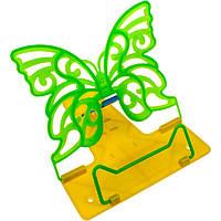 """Підставка для книг №3 """"Метелик"""" пласт./Синтез"""