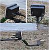 Гермобокс водонепроницаемый Aqua для металлоискателей Фортуна М, М2, М3 и Квазара АРМ, фото 6