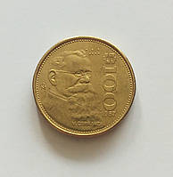 100 песо Мексика 1987 г., фото 1