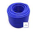 Вакуумный силиконовый шланг Samco 3мм синий, фото 2