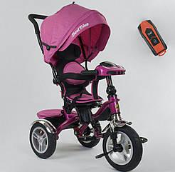 Трехколесный велосипед Best Trike 5890 розовый
