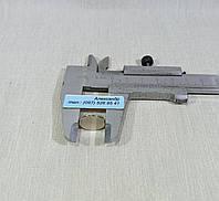 Неодимовый магнит, диск 15мм / 2мм (2.4кг) 50шт