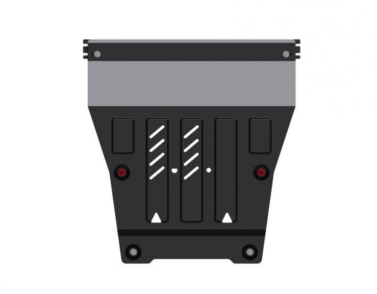 Защита двигателя Suzuki New SX-4 2013-