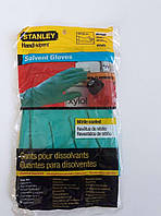 Гумові рукавички Stanley розмір М
