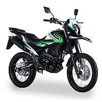 Мотоцикл Shineray XY 200GY-6C Зелений