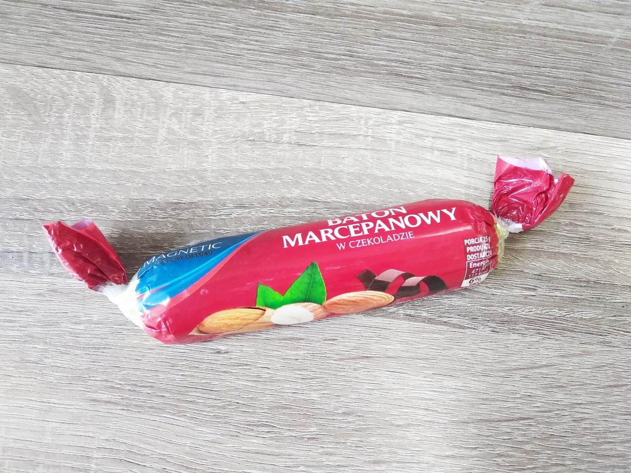 Марципан Magnetic Marzipan з шоколадним смаком 75 гр.