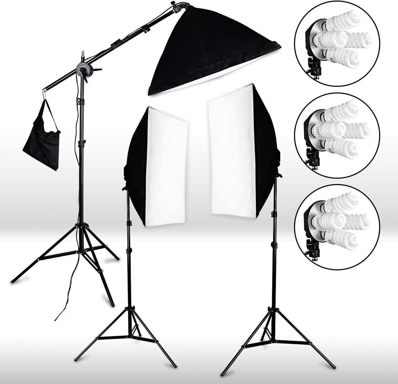 Набор постоянного студийного света BPS - CA9059 (11)