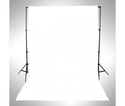 Фотофон тканевый Белый 180см(Ш)×280 см(Д)