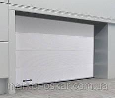Gant Standart секционные ворота с пружинами растяжения