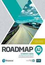 Учебник Roadmap A2 Students' Book with Online Practice / Pearson